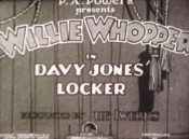 Davy Jones' Locker Cartoon Picture