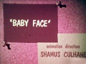 Baby Face The Cartoon Pictures