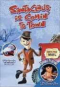 Santa Claus Is Comin' To Town Picture To Cartoon
