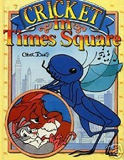The Cricket In Times Square Cartoon Picture