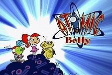 Atomic Betty Episode Guide Logo