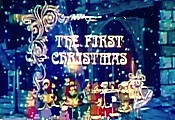 The Story Of The First Christmas Picture Into Cartoon