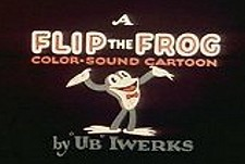 Flip the Frog Theatrical Cartoon Series Logo