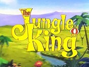 The Jungle King Cartoon Picture