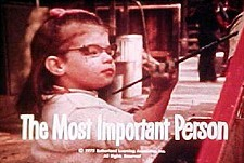 The Most Important Person Episode Guide Logo