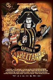 Kaptein Sabeltann (Captain Sabertooth) Free Cartoon Picture