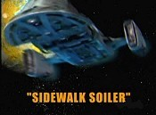 Sidewalk Soiler Free Cartoon Picture