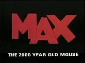 Max The 2000-Year-Old Mouse (Series) Cartoon Picture