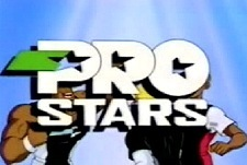 ProStars Episode Guide Logo