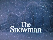 The Snowman Cartoon Picture