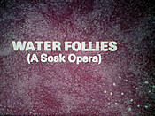 Cartoon Characters, Cast and Crew for Water Follies (A Soak Opera)