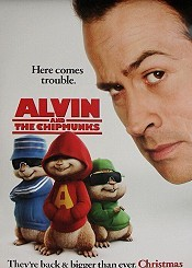 Alvin And The Chipmunks Free Cartoon Picture