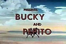 Bucky and Pepito Episode Guide Logo