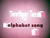 Alphabet Song Cartoon Picture