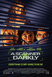 A Scanner Darkly Cartoon Picture