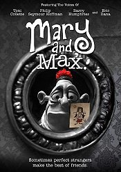 Cartoon Characters Cast And Crew For Mary And Max Mary Max