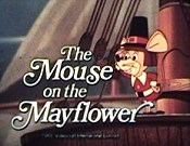 The Mouse On The Mayflower Picture To Cartoon
