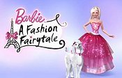 Barbie: A Fashion Fairytale Cartoon Character Picture