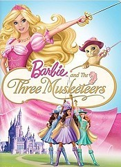 Barbie and the Three Musketeers Cartoon Character Picture
