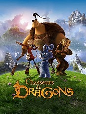 Chasseurs De Dragons Cartoon Picture