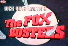 The Fox Busters Episode Guide Logo