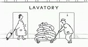 Ubornaya Istoriya - Lyubovnaya Istoriya (Lavatory - Lovestory) Cartoon Picture