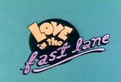 Love In The Fast Lane Cartoon Picture