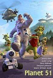Planet 51 Cartoon Picture