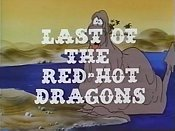 Last Of The Red-Hot Dragons Pictures Cartoons