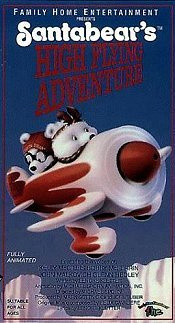 Santabear's High Flying Adventure Picture Of Cartoon