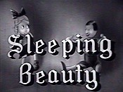 Sleeping Beauty Cartoon Picture