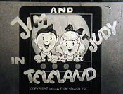 Jim And Judy In Teleland (Series) Free Cartoon Picture