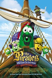 The Pirates Who Don't Do Anything: A VeggieTales Movie Picture To Cartoon