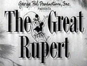 The Great Rupert Cartoon Character Picture