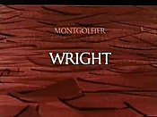 Icarus Montgolfier Wright Cartoon Picture