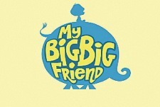 My Big Big Friend  Logo