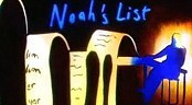 Noah's List Cartoon Picture