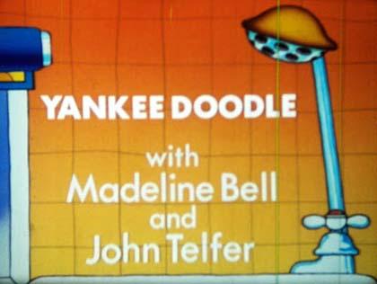 Yankee Doodle (1984) - Rub A Dub Dub Cartoon Episode Guide