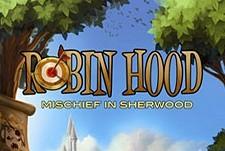 Robin Hood Mischief In Sherwood Cake Topper