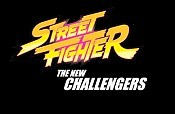 Street Fighter: The New Challengers Cartoon Character Picture