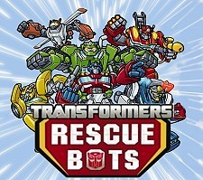 Transformers: Rescue Bots Episode Guide Logo