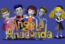 Angela Anaconda Episode Guide Logo