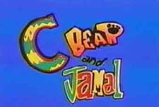 C Bear and Jamal Episode Guide Logo