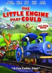 The Little Engine That Could Picture Of Cartoon