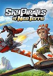 Sky Pirates of Neo Terra (Series) Pictures In Cartoon