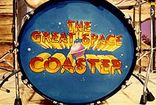 The Great Space Coaster  Logo