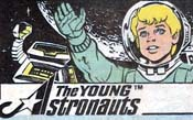 The Young Astronauts  Logo