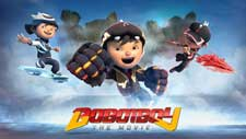 BoBoiBoy: The Movie Cartoon Picture