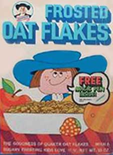 Frosted Oat Flakes Episode Guide Logo