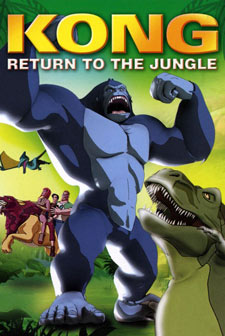 Kong II: Return to the Jungle Cartoons Picture